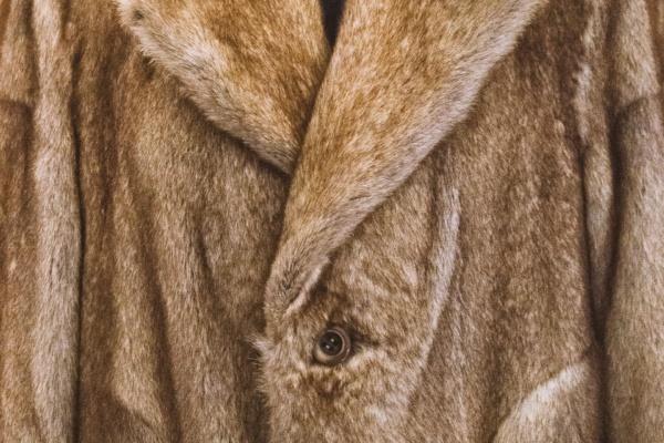 rimessa a modello pelliccia uomo